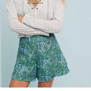 ett:twa Anthropologie Skort Small